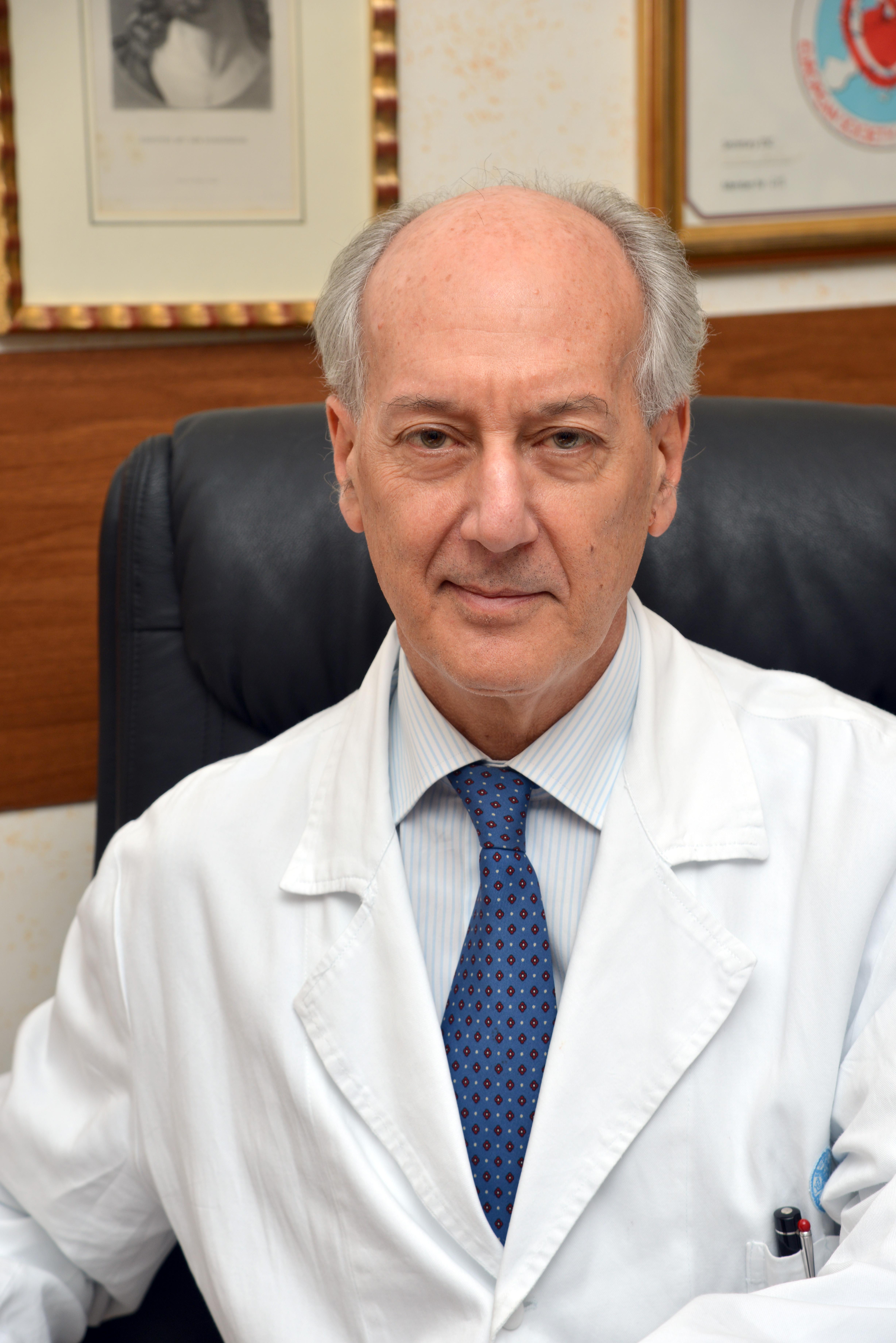Prof Filippo Crea, Policlinico Gemelli