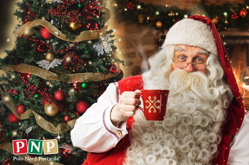 Lapp Ufficiale Di Babbo Natale Sostiene Gli Ospedali
