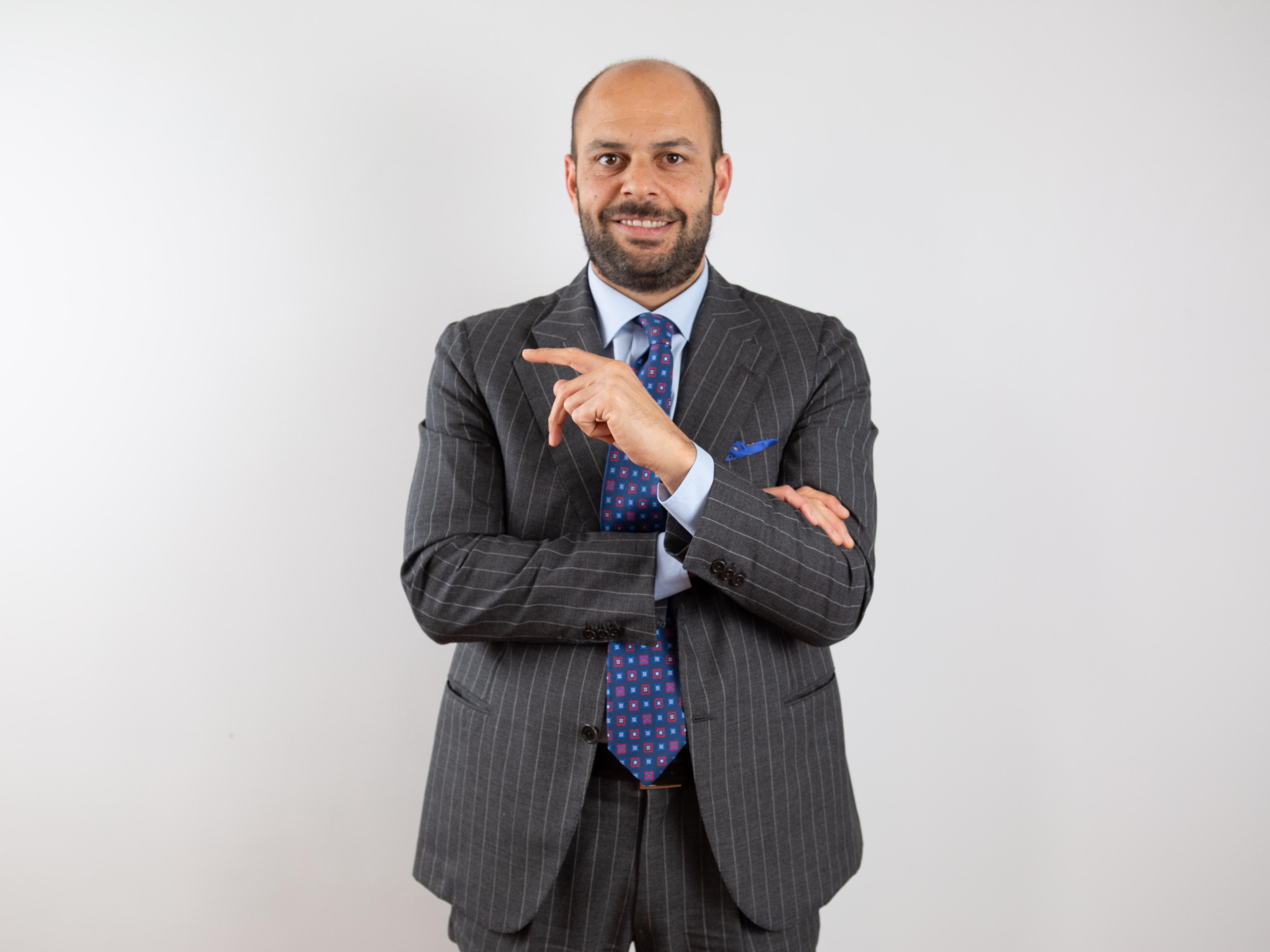 Valerio D'Angelo, CEO Citel Group