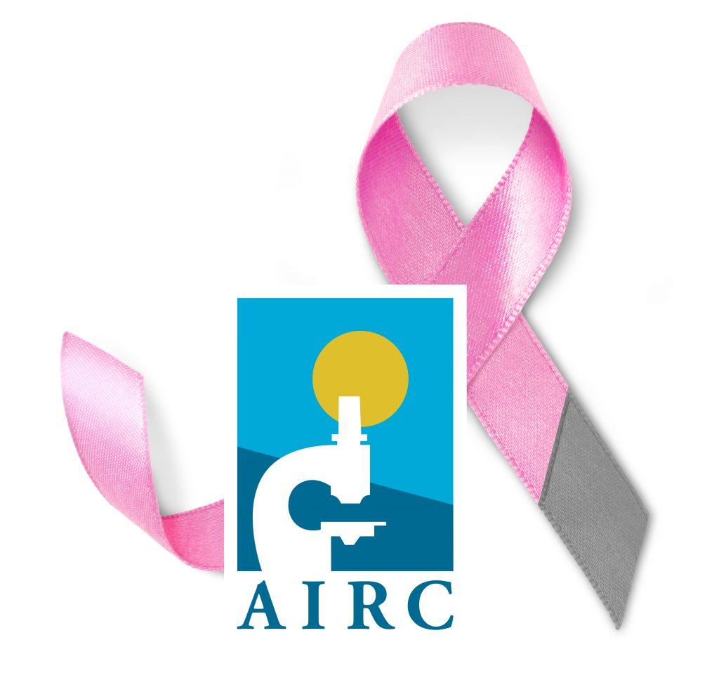 AIRC cancro al senso Nastro Rosa